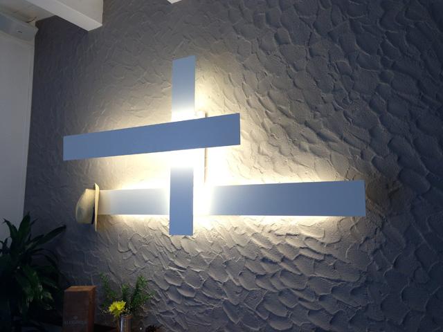 Lampada da parete - Bar Nettuno